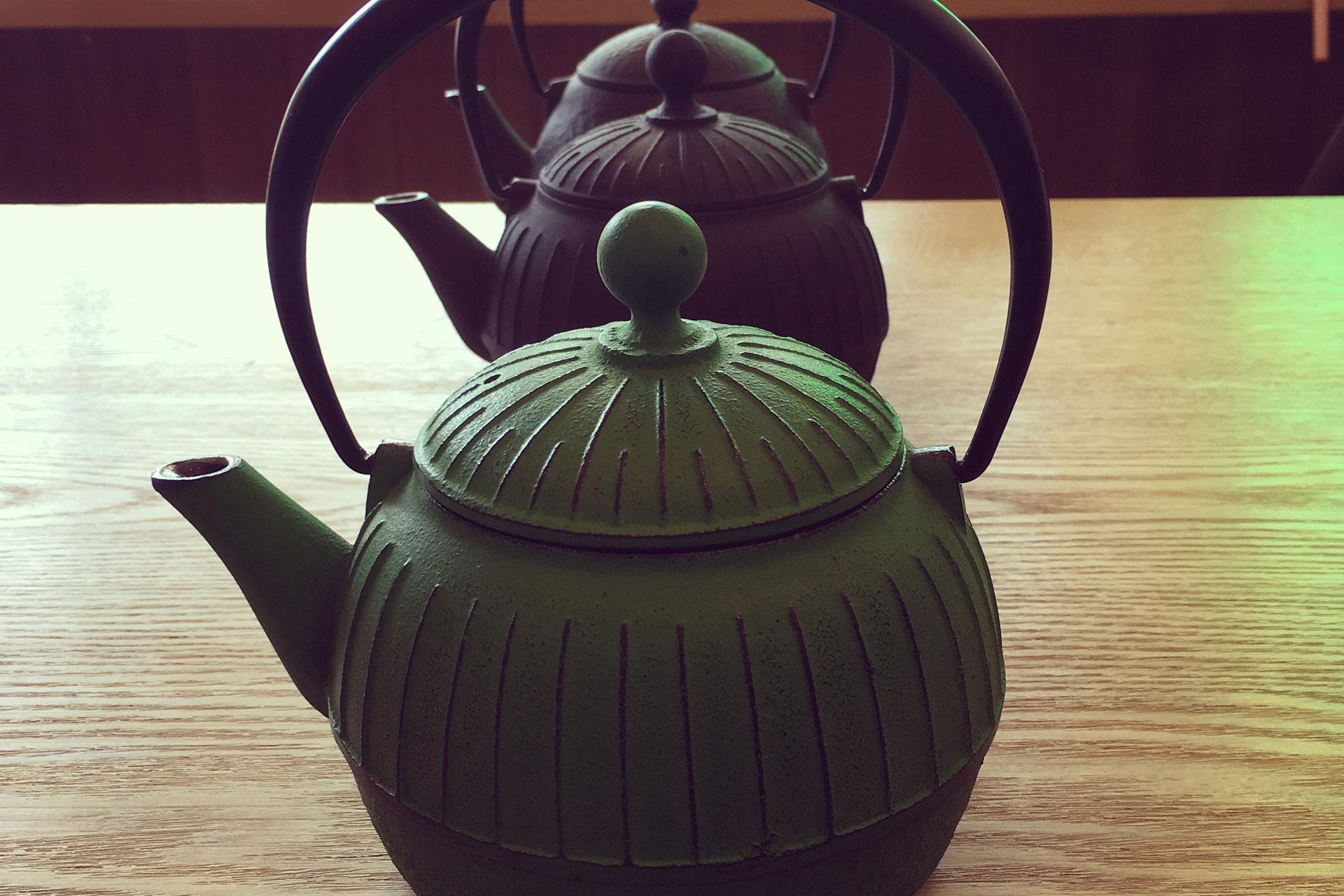 木下茶園の茶器