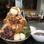 美肌美白効果で女子に人気のスイーツ・デザートはハトムギきな粉 三重県伊勢市のお茶屋さん「木下茶園」