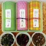 新しいお茶の提案『伊勢茶×ハーブ』女神のしずく 伊勢神宮のお土産に三重県伊勢市の木下茶園