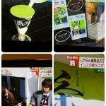 中京テレビのキャッチで外宮前店限定「伊勢抹茶ティラミス」が紹介されました。三重県伊勢市の製茶、お土産、スイーツの木下茶園